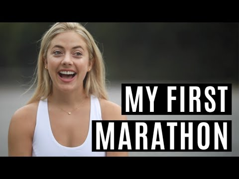 MY FIRST MARATHONNew York City 2019 Marathon Training