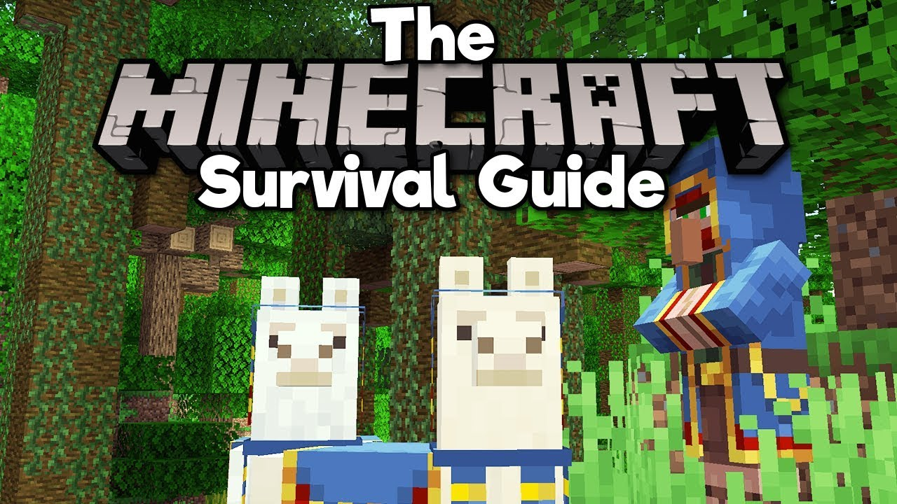 Wandering Trader & A New Project! ▫ The Minecraft Survival Guide (Tutorial Lets Play) [Part 133]