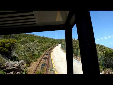 Cable Car Ride to Cape Point, Capetown