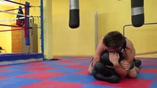 mma training workout