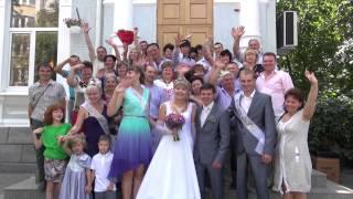 Нежная невеста и красивый жених