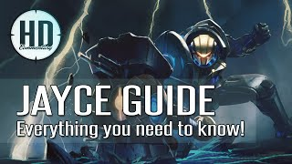 Jayce Guide Season 5 - How to play Jayce MID / TOP, incl. Runes/Masteries/Items - League of Legends