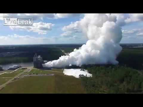 Weather machine or Nasa rocket? - YouTube