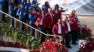 2016 Rose Parade New Directions for Veterans Choir