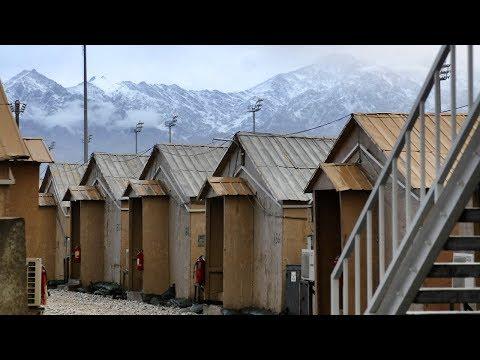 Housing new troops at Bagram Air Base |🇦🇫 NATO in Afghanistan