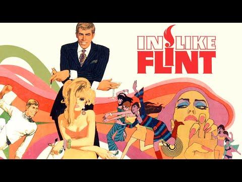 Двойник Флинта (США,1967) Джеймс Коберн HD фантастика, боевик, мелодрама, комедия, приключения 12+