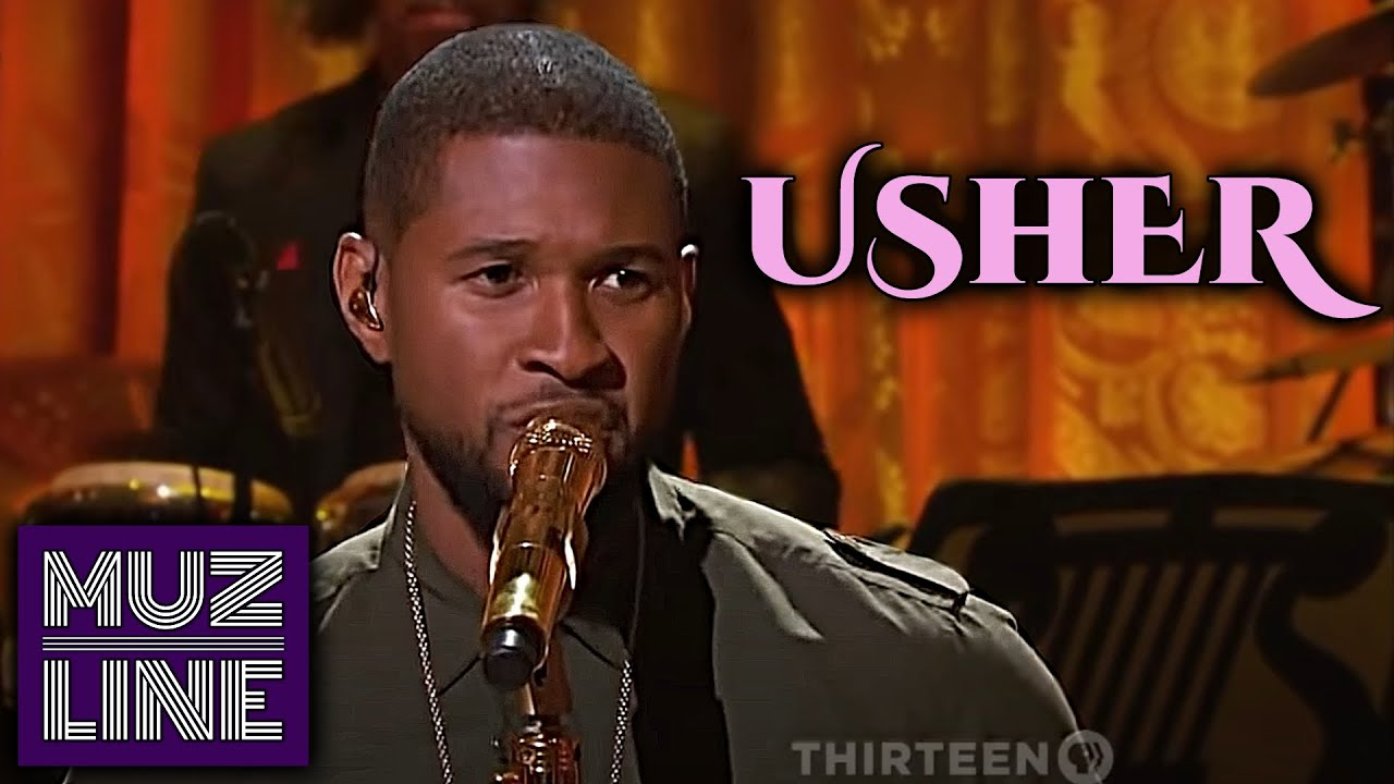 Usher & Trombone Shorty | Save The Children / Mercy Mercy Me (Live 2016)