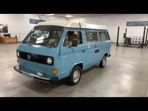 EXTRA CLEAN 1980 VW VANAGON L! FUEL INJECTED! READY TO ROLL!!