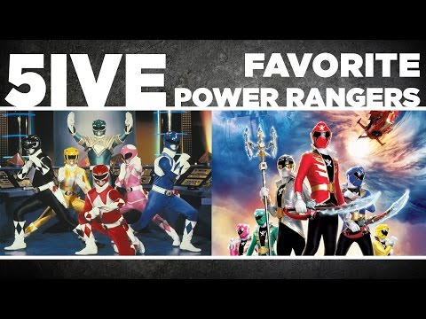 Hasbro Power Rangers Lightning Collection MMPR YELLOW RANGER TRINI Figure Review from YouTube · Duration:  11 minutes 40 seconds
