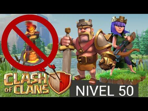 ENORME BALANCE NAVIDEÑO!, Reyes Nivel 50?,NERF a Torres Infierno!,Clash of Clans