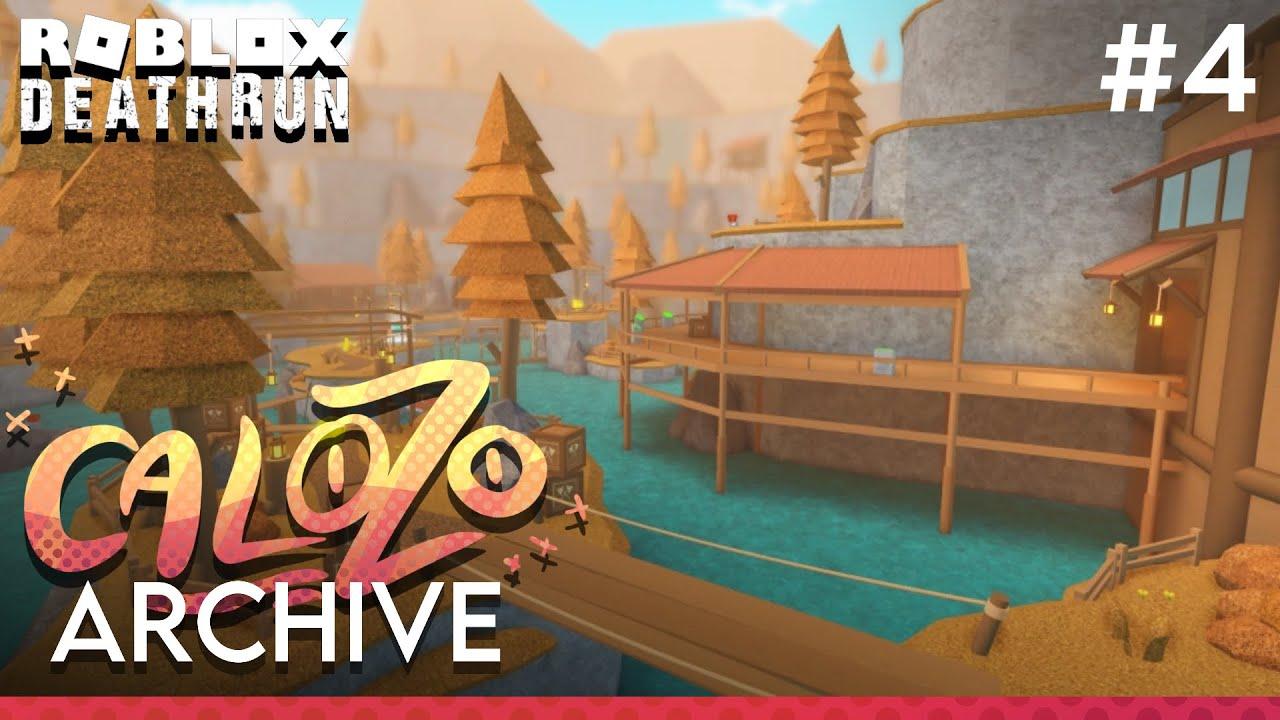 Roblox Deathrun Tips First Look Into Pinewood Hideaway Roblox Deathrun Season 4