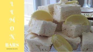 Cream Cheese Lemon Squares Recipe | Borrowed Delights - Episode 3