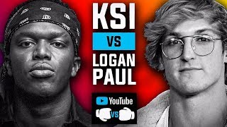 WHY KSI WILL BEAT LOGAN PAUL!!