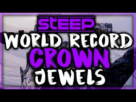 STEEP - Crown Jewels World Record Score...