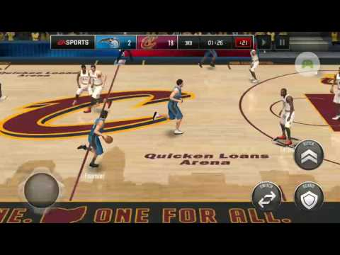 First Match of the season for Cavs, the match is against Orlando Magic  Part 1