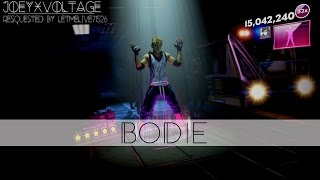 dance central spotlight whip it bodie ridiculous difficulty 5 stars