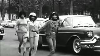 The Supremes - Where Did Our Love Go 1965 (aux Champs-Élysées)