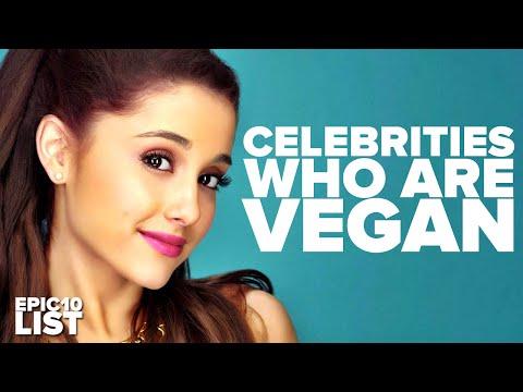 10 Celebrity VEGANS