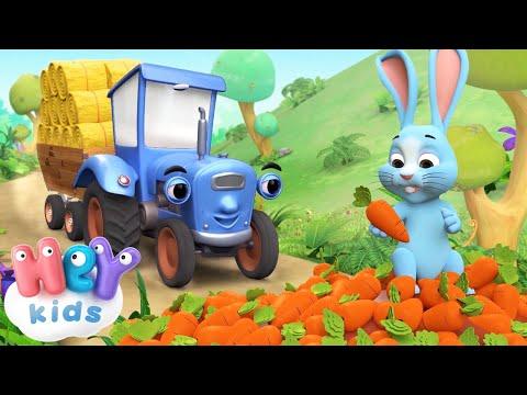 A traktor elment a farmrl  llathangos dal gyerekeknek - HeyKids