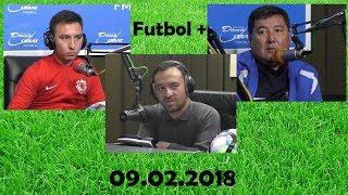 Футбол плюс (09.02.2018)