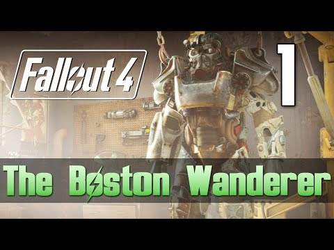 [1] The Boston Wanderer (Let's Play Fallout 4 PC w/ GaLm) [1080p 60FPS]