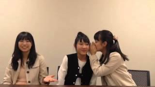 2016年4月23日(土)3じゃないよ!荒井優希vs白井琴望vs竹内彩姫