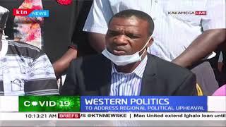 Western Kenya MCAs address regional political climate