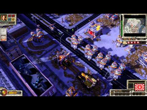 Command & Conquer: Red Alert 3 - Moscow - Crumble, Kremlin, Crumble PC