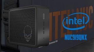 [Cowcot TV] Présentation Intel NUC 9 Extreme Kit ~ NUC9i9QNX