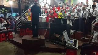 ĐC Đêm Nay Chúa Giáng Sinh - Ca Đoàn Phú Lợi - Giáng Sinh 2016
