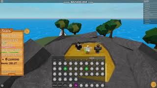 ROBLOX | Goal 100 m quay and bitter ending df beli happy:(!