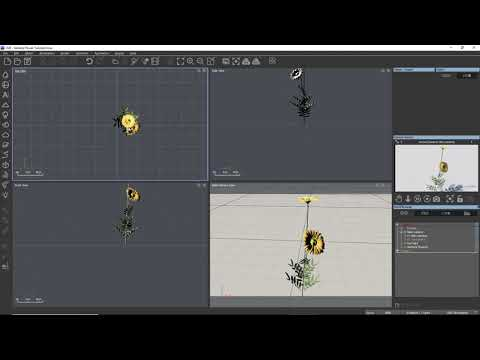 e-on Software PlantFactory Tips & Tricks: Flower Project - Part 6 thumbnail