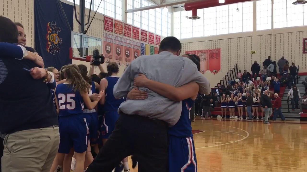 WATCH: Southern Lehigh girls basketball beats Harrisburg in PIAA playoffs