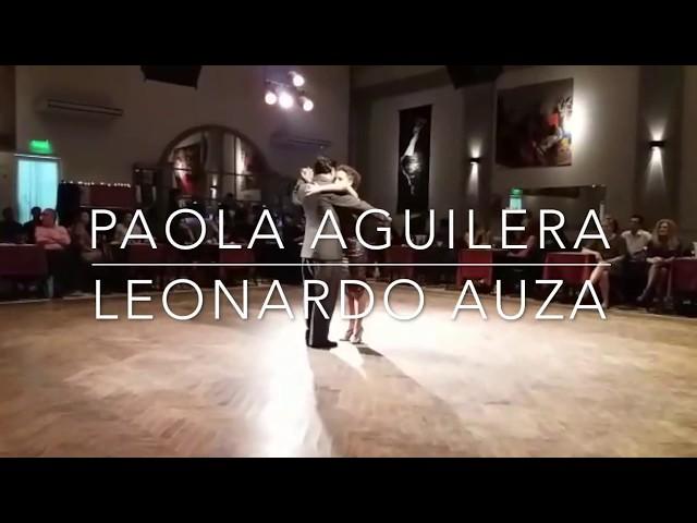 La vi llegar - Miguel caló - Raúl Iriarte. Salón Canning Parakultural MIlonga