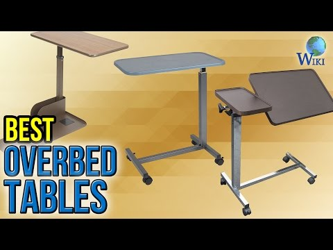 10 Best Overbed Tables 2017