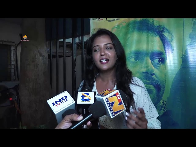 EXLUSIVE INETRVIEW WITH GULKI JOSHII FOR FILM NAKKASH