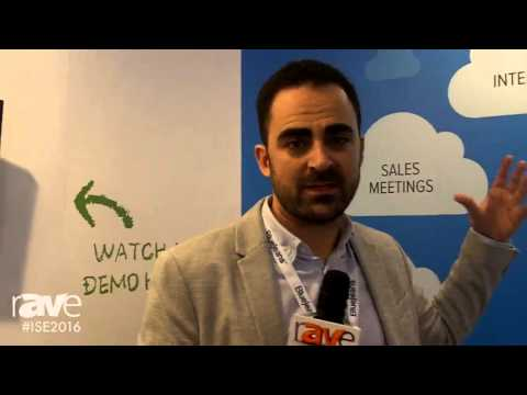 ISE 2016: Blue Jeans Shows a Video Conferencing Solution and Command Center