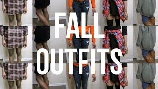 Fall Outfits | Tynia Williams Thumbnail
