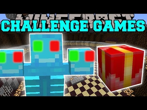 Minecraft: XMAS WITHER CHALLENGE GAMES  Lucky Block Mod  Modded MiniGame