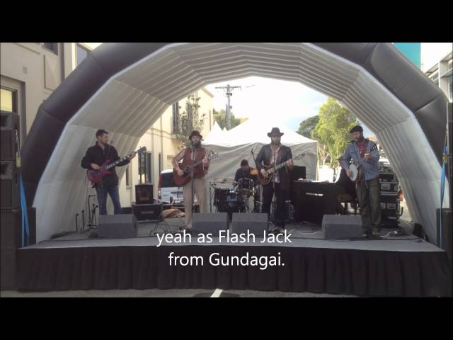 Flash Jack from Gundagai
