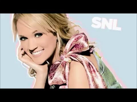 Carrie Underwood Wasted Live March 24, 2007 SNL Saturday Night Live