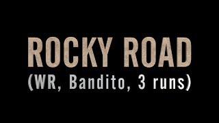rocky road wr bandito 3 runs trials frontier