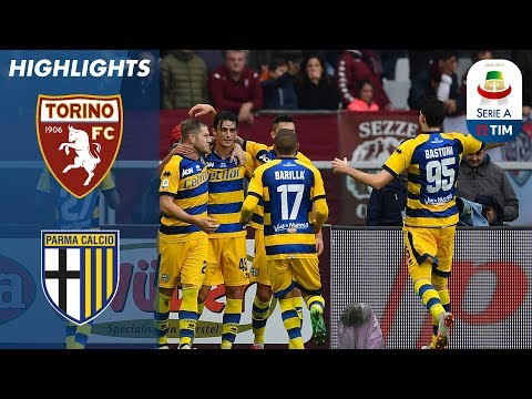 Torino 1 2 Parma Parma Rescue All Three Points Serie A Youtube