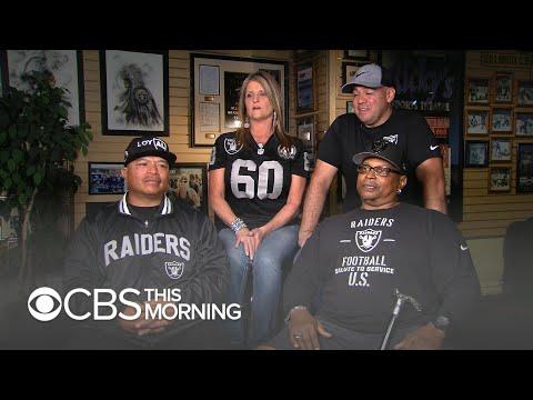 As Raiders move