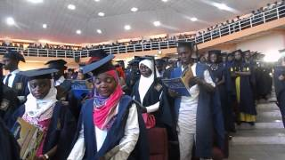 2015 unilorin matriculation