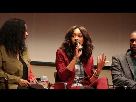 Kerri Hilson tells her story of depression at the  Mental Health Silence the Shame