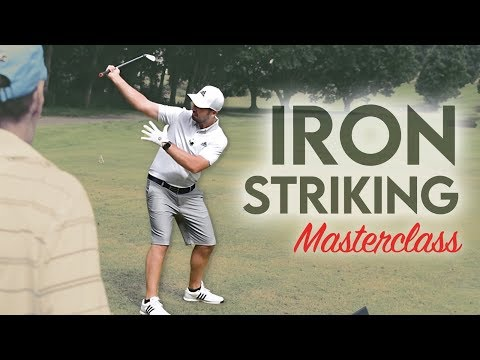 golf-iron-striking-masterclass!