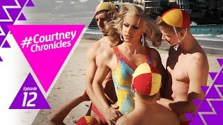 Courtney on Top of the Sydney Opera House, Lifesavers and more - Courtney Chronicles Episode 12