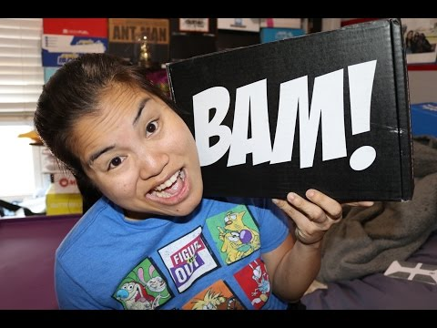 2017 March BAM! Box Unboxing - [Indestructible]