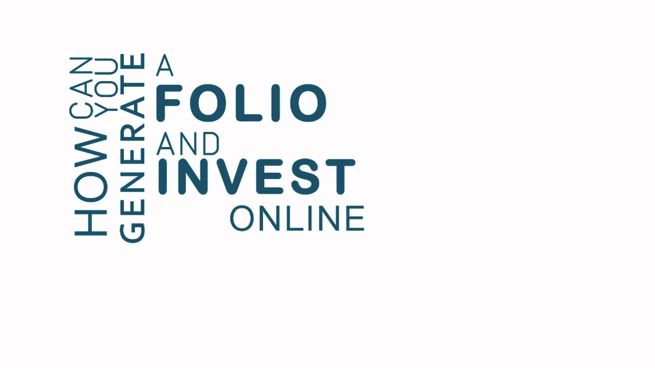 Invest Online in Mutual Funds   Online SBI MF   Indiavidual